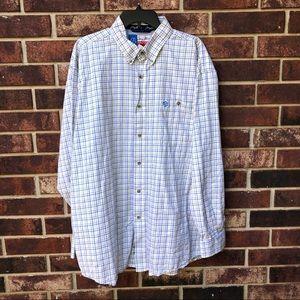 Other - Wrangler George Strait Cowboy Cut Button Shirt XXL